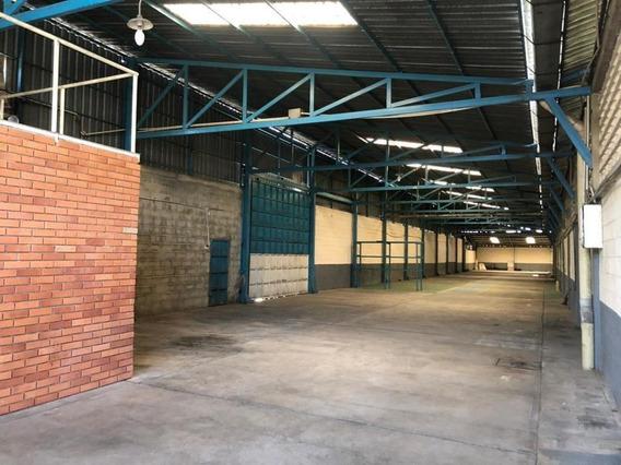 En Alquiler Galpon Industrial Barquisimeto Rah: 20-5817