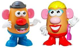 Cabeça De Batata Senhor E Senhora Do Toy Story - Hasbro