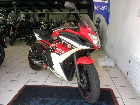 Yamaha Xj6f Vermelha 2015