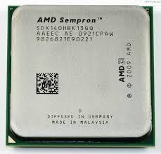 Cpu Amd Sempron 140 45w 2,7 Socket Am3 Am2+ Oem Com Garantia