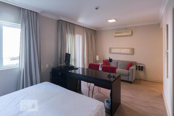 Apartamento Para Aluguel - Perdizes, 1 Quarto, 40 - 893071573