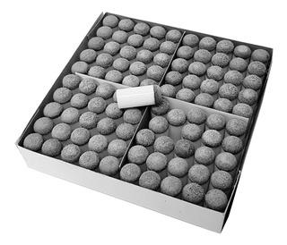 Caja De Casquillo Y Botana Para Tacos De Billar Con 100 Pzas
