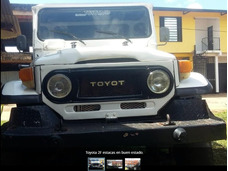 Toyota-fj-40 Toyota Land Cruiser 1978