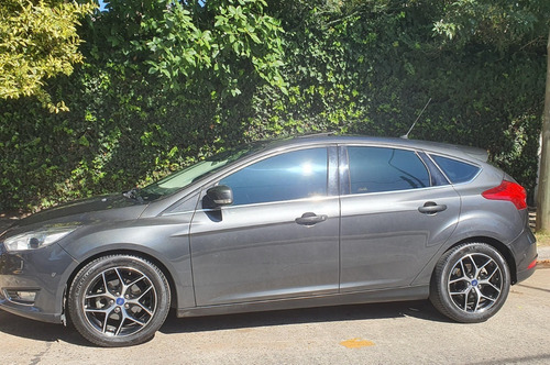 Ford Focus Iii Titanium 2.0 At6 - 5 Puertas - Impecable