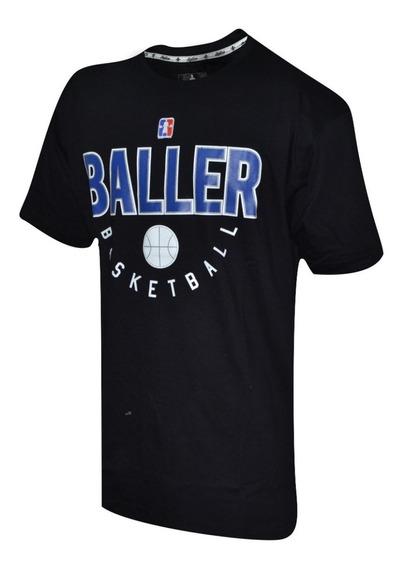Remera Baller Brand Vegas Negro 2019