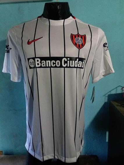 Camiseta De San Lorenzo 2014 Edición Limitada 20 Años Campeo