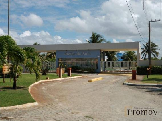 Terreno À Venda Condomínio Praia Do Sul I, Mosqueiro, Aracaju. - Te0012