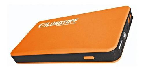 Cargador Batería Arrancador Auto Usb Lusqtoff Pb100 Luz Led