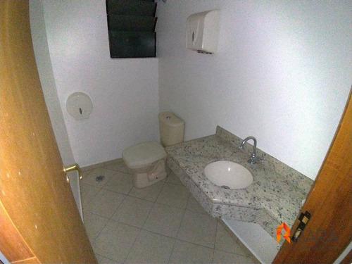 Sala Para Alugar, 68 M² Por R$ 1.509,86/mês - Centro - São Bernardo Do Campo/sp - Sa0101