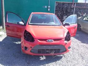 Ford Fiesta 1.6 Por Partes Para Desarmar Yonke