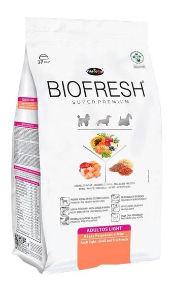Ração Biofresh Light Para Cães Adultos Raças Pequenas - 12kg