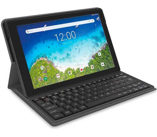 Tablet Rca Viking 10.1 C/teclado Negro // Envios !!