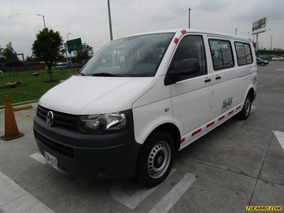 Autobuses Microbuses Volkswaggen Transporter Tdi T5
