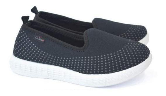 Zapatillas Panchas Mujer Cómodas Livianas Gowell 2806 Puntos