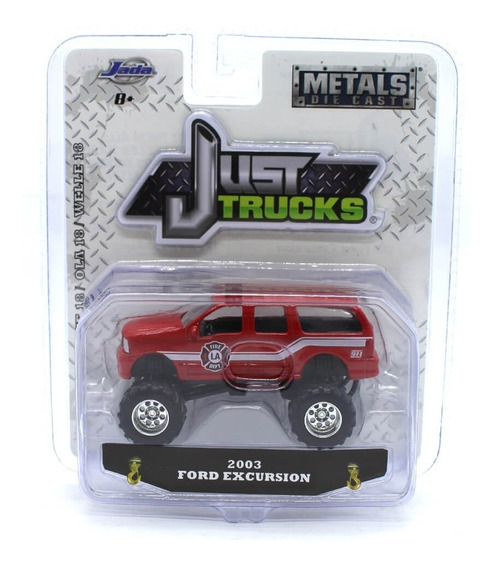 Ford Excursion 2003 1/64 Jada Toys Just Trucks Wave 18
