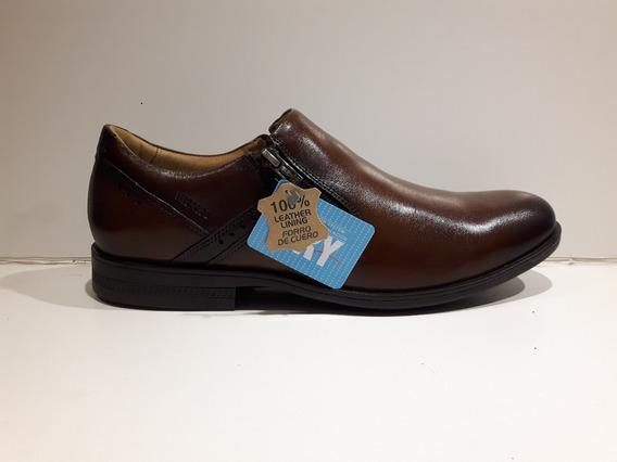 Ferracini Dublin Zapato Casual Cierre Elastico Cuero Vacuno
