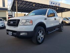 Ford Lobo 5.4 Sport Fx4 Cabina Media 4x4 Mt