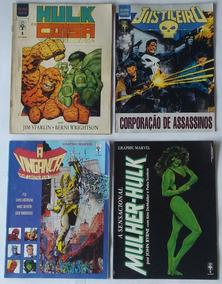 Graphic Marvel 1990 Abril 01 A 13 Hq Gibis Antigo E Raro