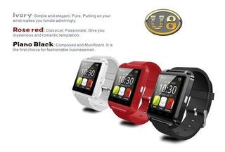 Relógio Smartwatch U8 Frete Grátis