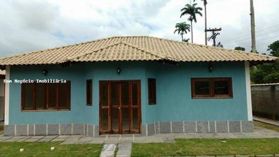 Casa Para Venda Em Guapimirim, Cotia, 3 Dormitórios, 1 Suíte, 2 Banheiros, 1 Vaga - 067