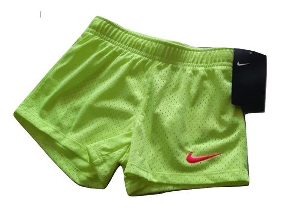 Short Deportivos Nike Niñas