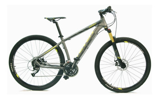 Bicicleta Totem R29 27v Frenos Disco Suspension Aluminio