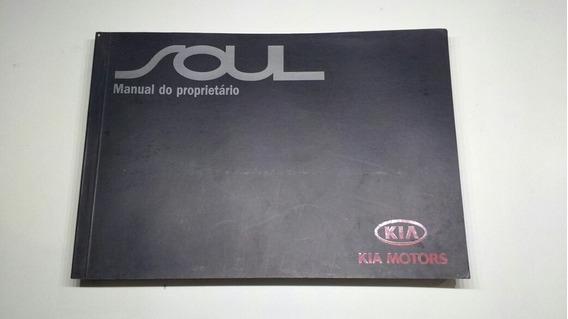 Manual Do Proprietário Kia Soul 2009