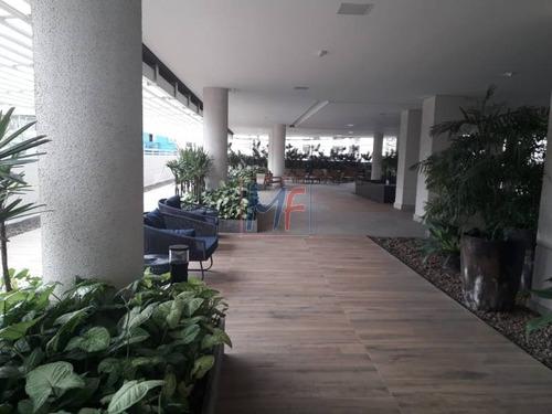 Imagem 1 de 28 de Ref: 10.847 - Lindo Apartamento No Bairro Tatuapé, Com 1 Dorm, Banheiro, 1 Vaga, Área De Serviço, Sacada Grande, São 47 M² De Área Útil. - 10847