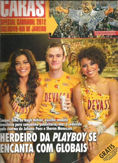 Revista Caras 955/12 - Carnaval 2012 - Rio De Janeiro