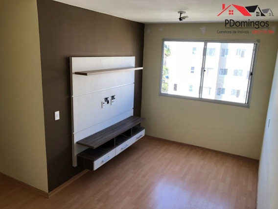 Apartamento Residencial À Venda No Condomínio Villa Matão I, No Bairro Matão, Em Sumaré - Sp!!! - Ap00230 - 33150633