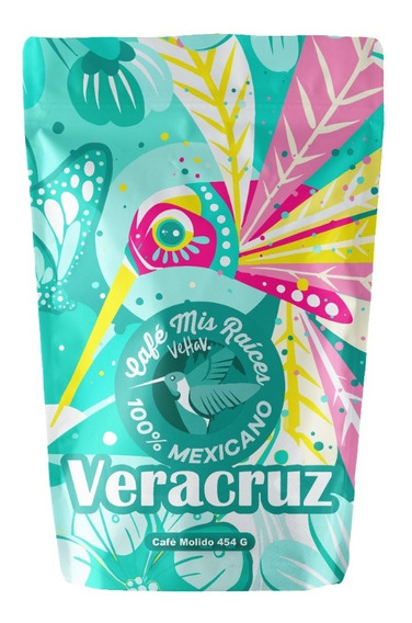 Café Molido Mis Raices Veracruz