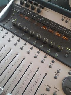 Consola Protools Digi 002 Usada Con Detalles