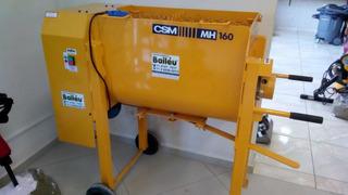 Misturador Para Argamassa Mh 160 Trifásico 220/380v Csm