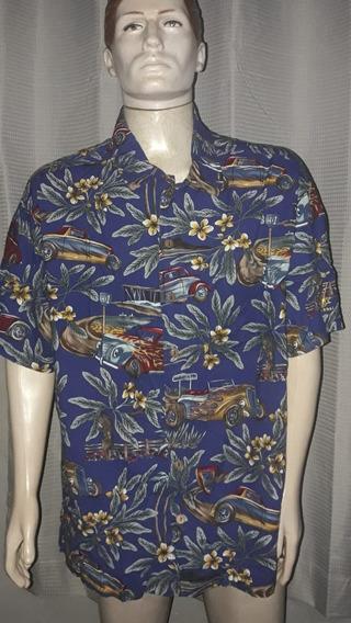 Camisa Hawaiana Importada Masculino