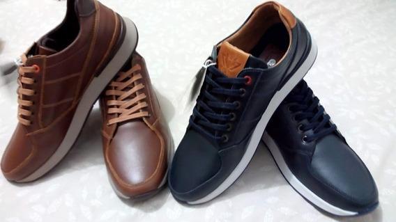 Zapatos Caballero Cuero