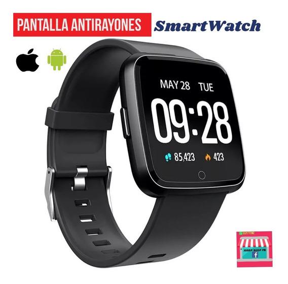 Smartwatch Pantalla Antirayones, Sumergible