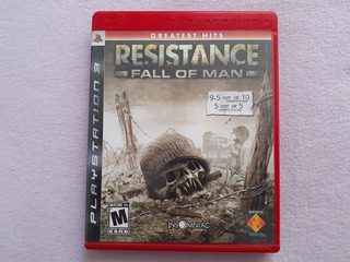 Resistance Fall Of Man Greatest Hits Para Ps3