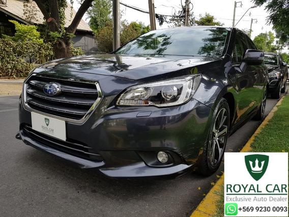 Subaru Legacy 3.6 R Limited Cvt 2015