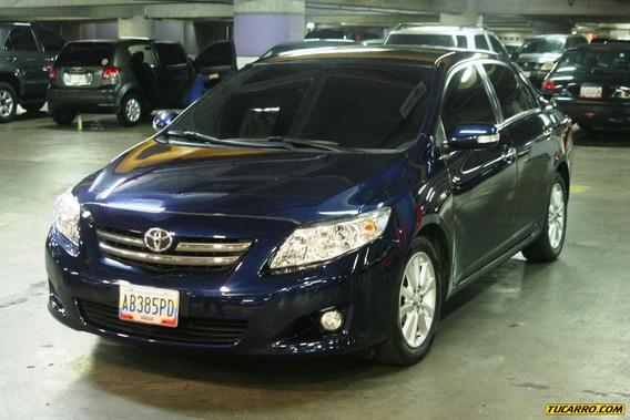 Toyota Corolla Blindado Gli
