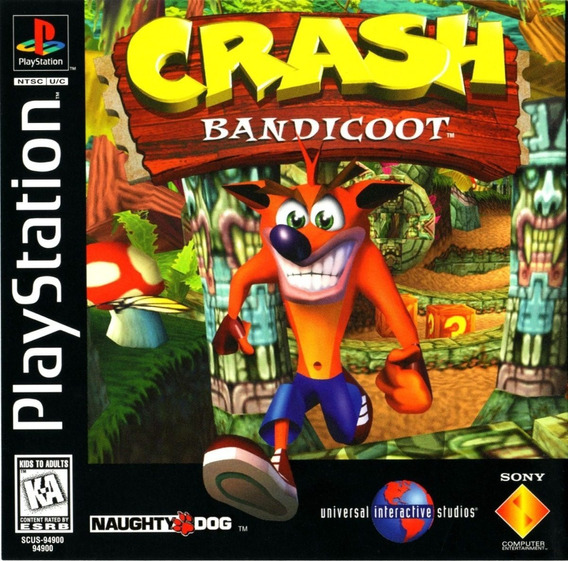 Crash Bandicoot Ps1 - Patch