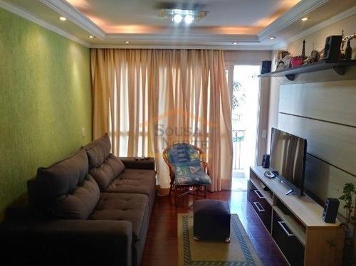 Apartamento, Venda, Santana, Sao Paulo - 9254 - V-9254