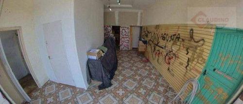 Imagem 1 de 5 de Salão, 480 M² - Venda Por R$ 1.450.000,00 Ou Aluguel Por R$ 10.000,00/mês - Chácara Califórnia - São Paulo/sp - Sl0312