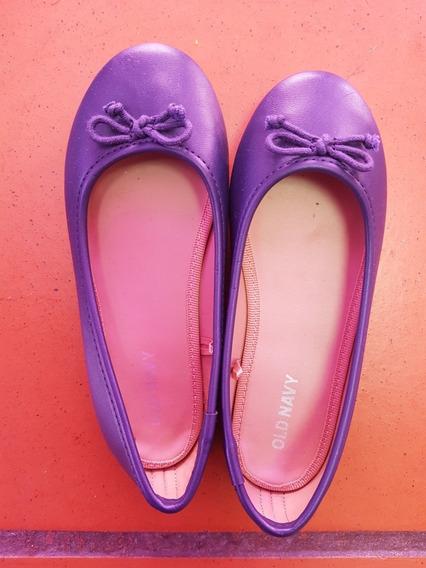Zapatos De Niña Importados Bailarina De Niñas