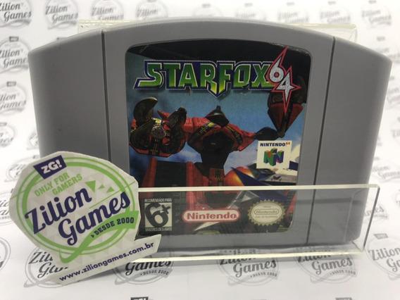 Starfox 64 Nintendo 64 - Seminovo