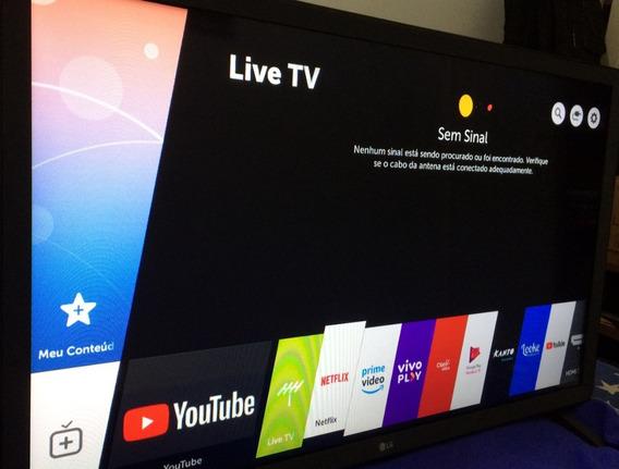 Smart Tv Hd LG 32