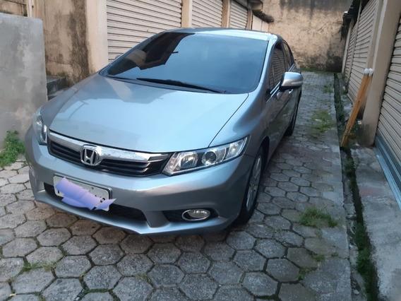 Honda Civic Lxr Sem Passagem Por Leilao..