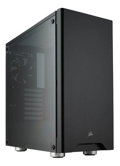 Gabinete Corsair Carbide 275r Mid Tower Negro Gamer Acrílico