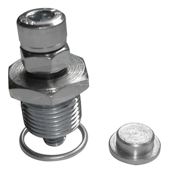 Kit Regulador De Pressao De Oleo Fusca Motor Vw Ar