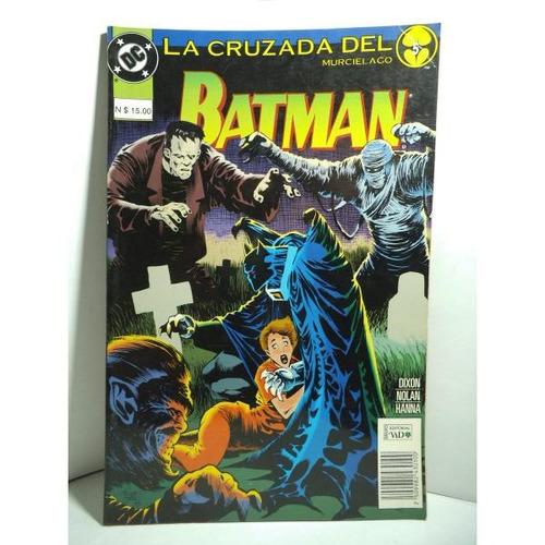 Batman La Cruzada Del Murcielago Tomo 5 Editorial Vid