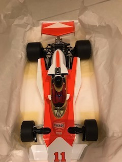 1/18 Minichamps Mclaren Ford M23 James Hunt 1976 Raro